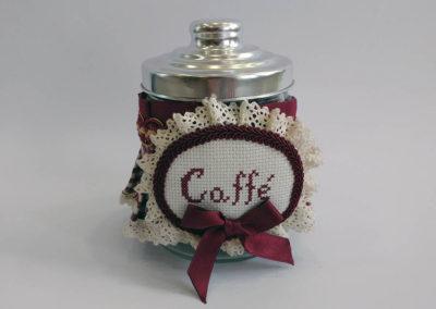 Creazioni Paola barattolo del caffè